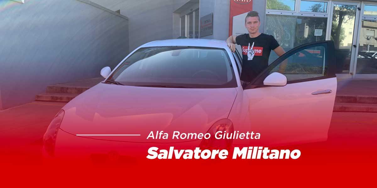Salvatore Militano
